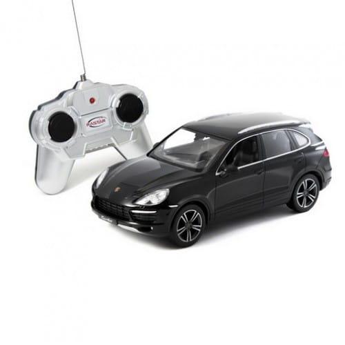 Купить Радиоуправляемая машина Rastar Porsche Cayenne Turbo 1:24 в интернет магазине игрушек и детских товаров