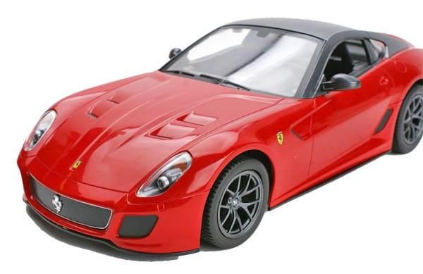 Купить Радиоуправляемая машина Rastar Ferrari 599 GTO 1:14 в интернет магазине игрушек и детских товаров
