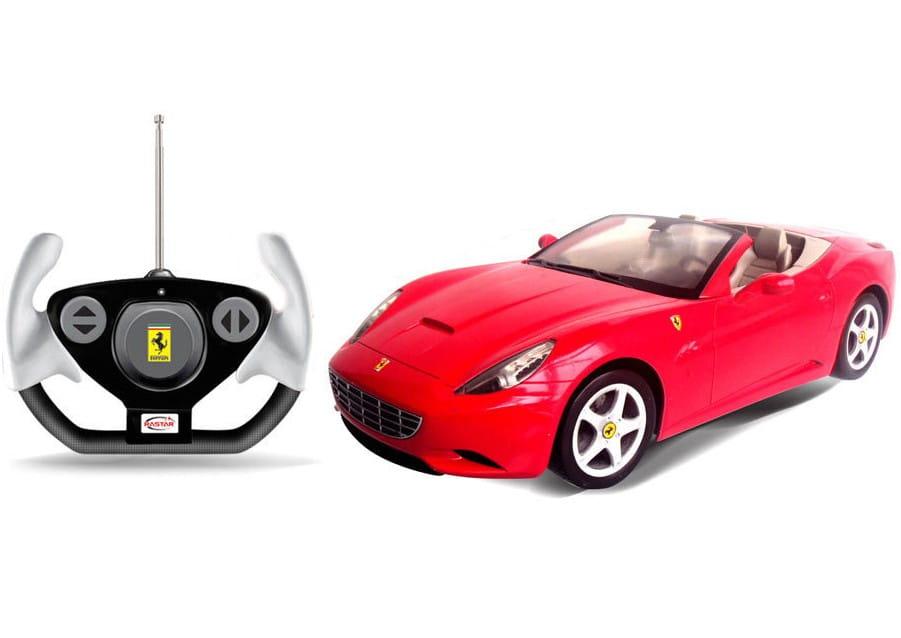 Радиоуправляемая машина Rastar 47200 Ferrari California 1:12