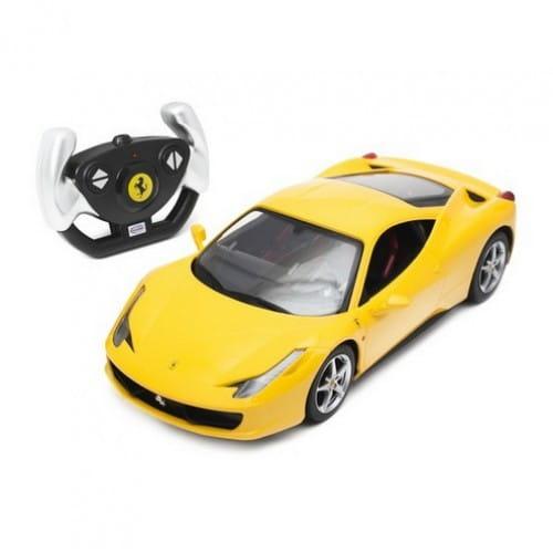 Радиоуправляемая машина Rastar Ferrari 458 Italia 1:14
