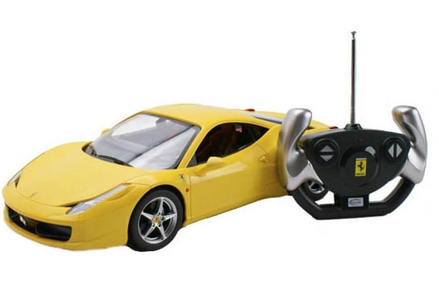 Радиоуправляемая машина Rastar 47300 Ferrari 458 Italia 1:14