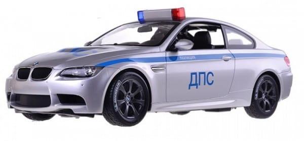 Радиоуправляемая машина Rastar BMW M3 Police 02 1:14