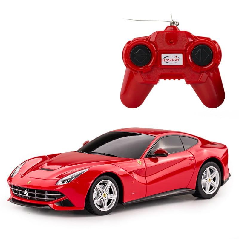 Радиоуправляемая машина Rastar 48100 Ferrari F12 1:24