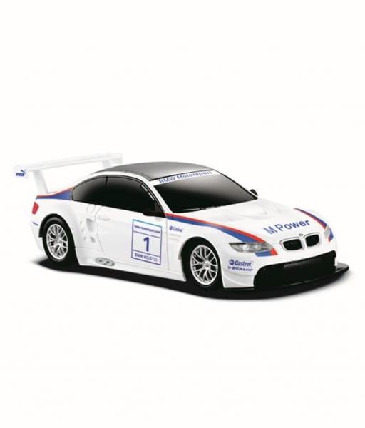 Купить Радиоуправляемая машина Rastar BMW M3 1:24 в интернет магазине игрушек и детских товаров