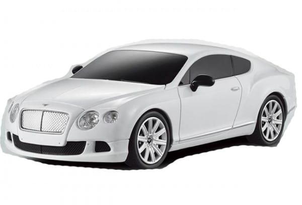 Радиоуправляемая машина Rastar 48600 Bentley Continental GT speed 1:24