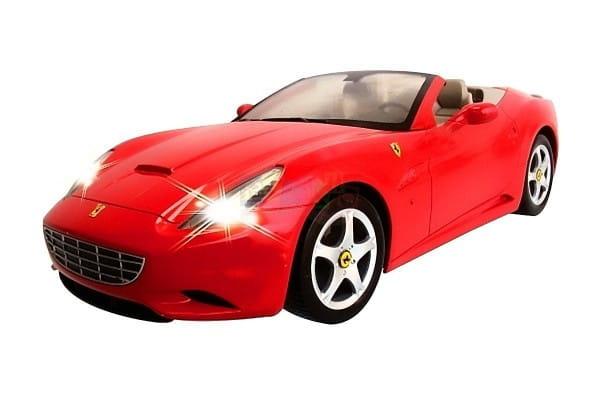 Купить Радиоуправляемая машина Rastar Ferrari F12 1:14 в интернет магазине игрушек и детских товаров