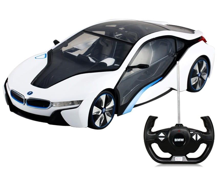Радиоуправляемая машина RASTAR BMW I8 1:14