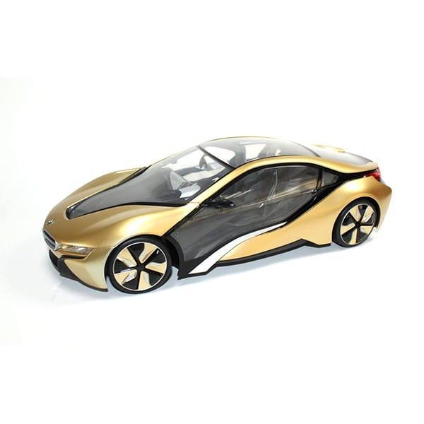 Радиоуправляемая машина Rastar BMW I8 1:14 со световыми эффектами