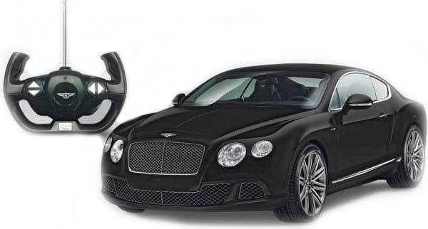 Радиоуправляемая машина Rastar Bentley Continental GT speed 1:14