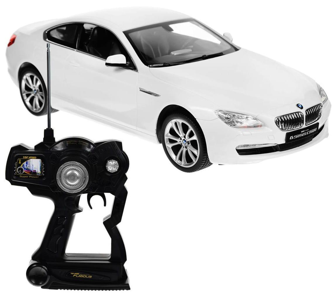 Радиоуправляемая машина RASTAR BMW 6S 1:10