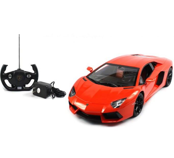 Радиоуправляемая машина RASTAR Lamborghini Aventador LP700 1:10