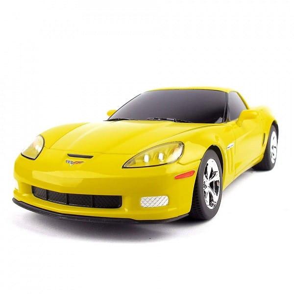 Купить Радиоуправляемая машина Rastar Chevrolet C6 GS 1:18 в интернет магазине игрушек и детских товаров