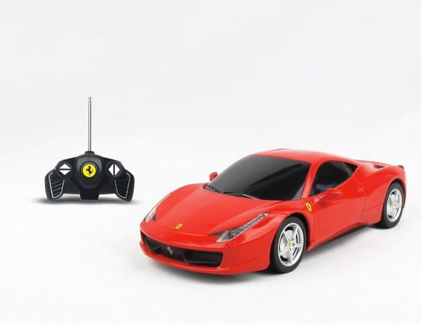Радиоуправляемая машина Rastar Ferrari 458 Italia 1:18