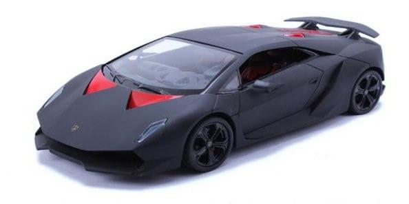 Радиоуправляемая машина Rastar Lamborghini Sesto Elemento 1:18 (с пультом управления в виде руля)