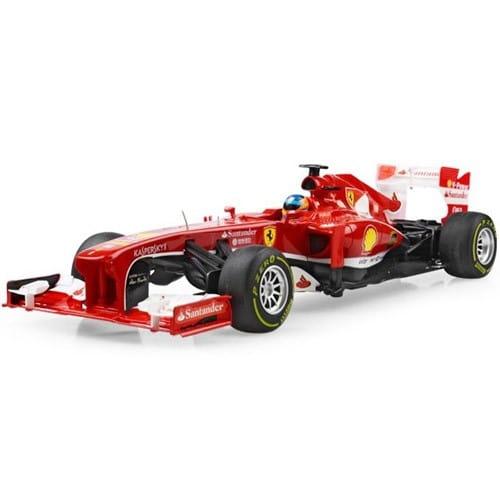 Купить Радиоуправляемая машина Rastar Ferrari F1 1:18 в интернет магазине игрушек и детских товаров