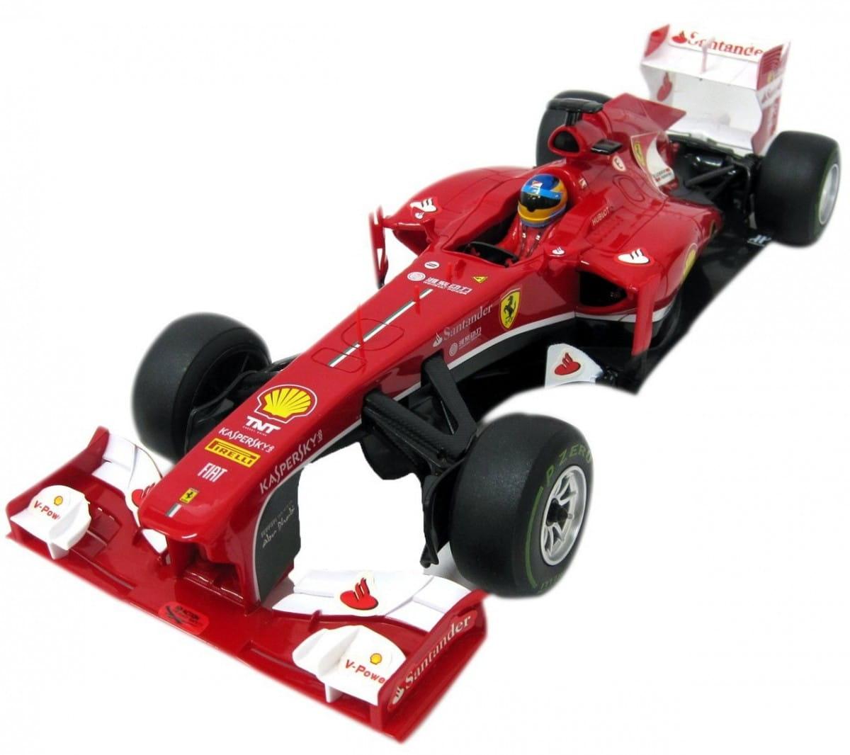 Радиоуправляемая машина Rastar 53800 Ferrari F1 1:18