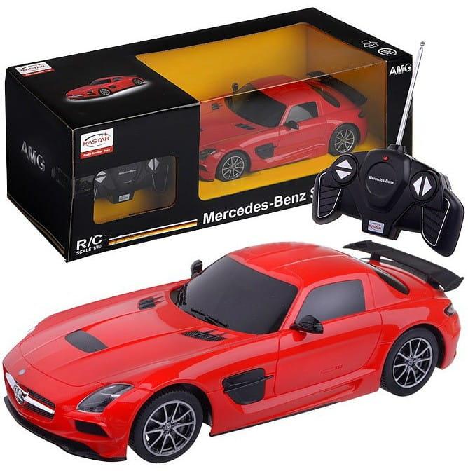 Радиоуправляемая машина RASTAR Mercedes-Benz SLS AMG 1:18