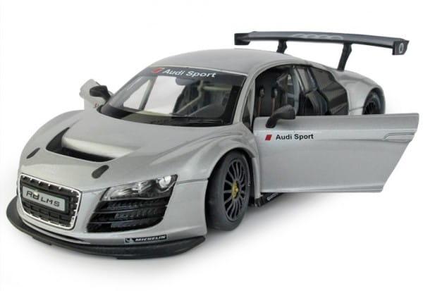 Металлическая машина Rastar Audi R8 1:24