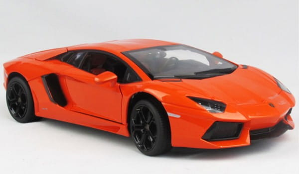 Металлическая машина Rastar Lamborghini Aventador LP700 1:18