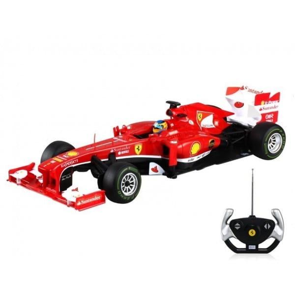 Радиоуправляемая машина Rastar 57400 Ferrari F1 1:12