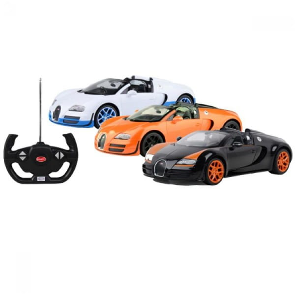 Радиоуправляемая машина Rastar Bugatti Grand Sport Vitesse 1:14