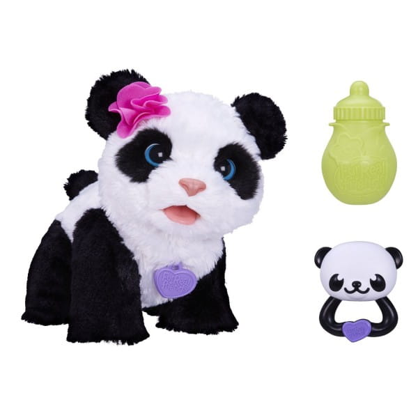 Интерактивная игрушка FurReal Friends Малыш панда (Hasbro)