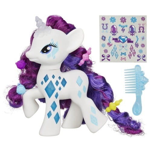 Игровой набор My Little Pony Пони-модница Рарити (Hasbro)