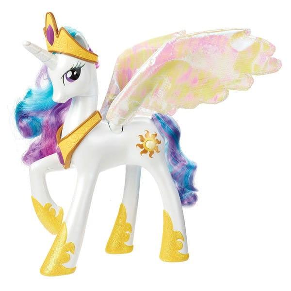 Купить Игровой набор My Little Pony Пони Принцесса Селестия (Hasbro) в интернет магазине игрушек и детских товаров