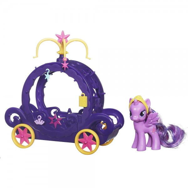 Игровой набор My Little Pony Карета для Твайлайт Спаркл (Hasbro)