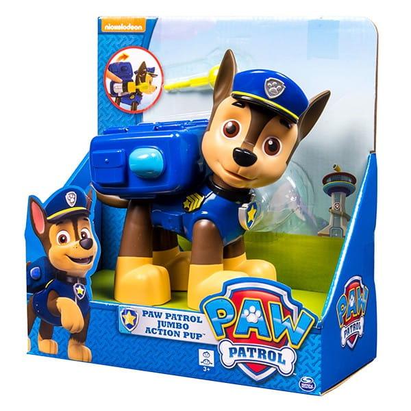 Игровой набор Paw Patrol Щенячий патруль Большой щенок с рюкзаком-трансформером