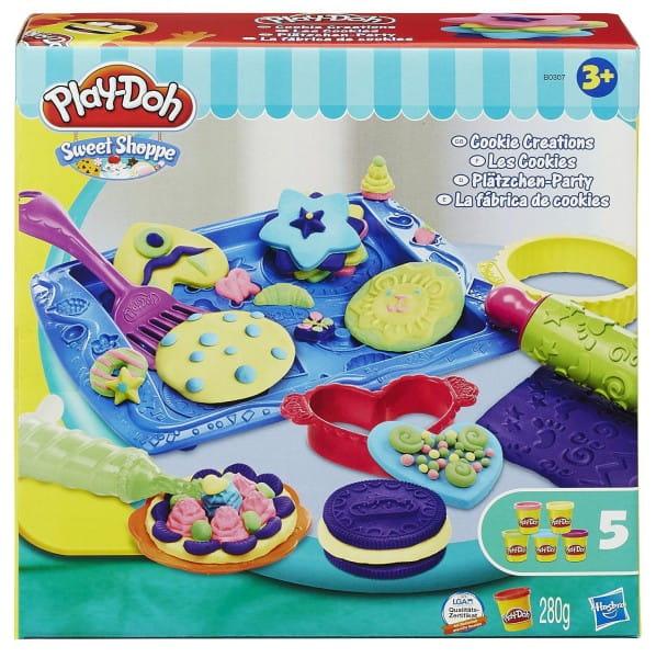Набор для творчества Play-Doh Магазинчик печенья (Hasbro)