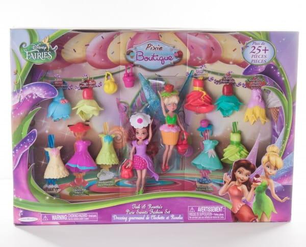 Игровой набор Disney Fairies Дисней Фея Сладкая коллекция