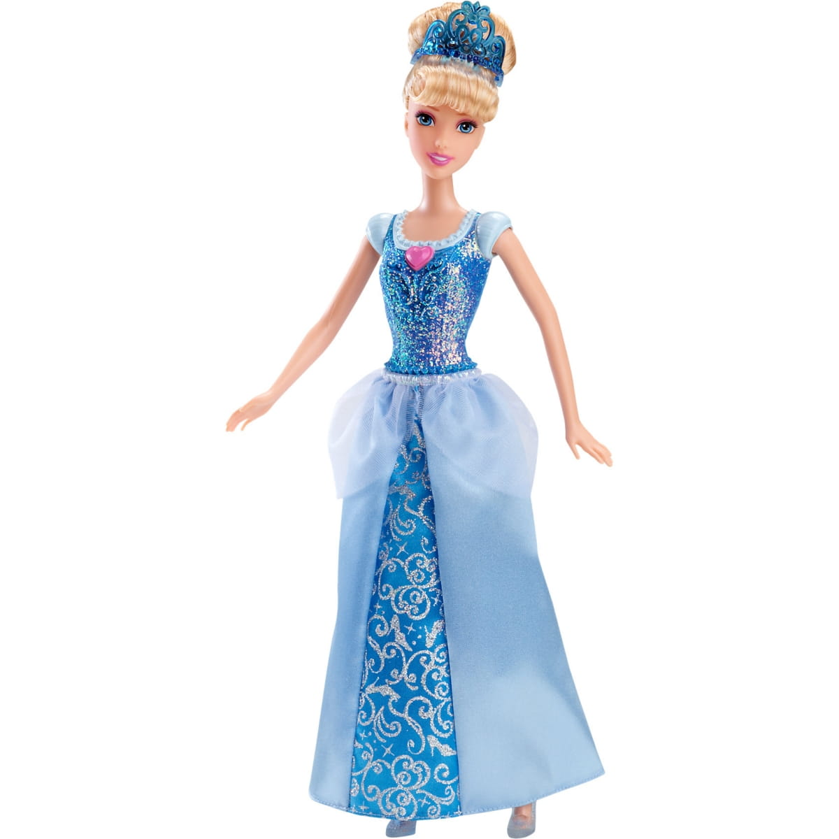 Кукла Disney Princess Принцесса Золушка (Mattel)