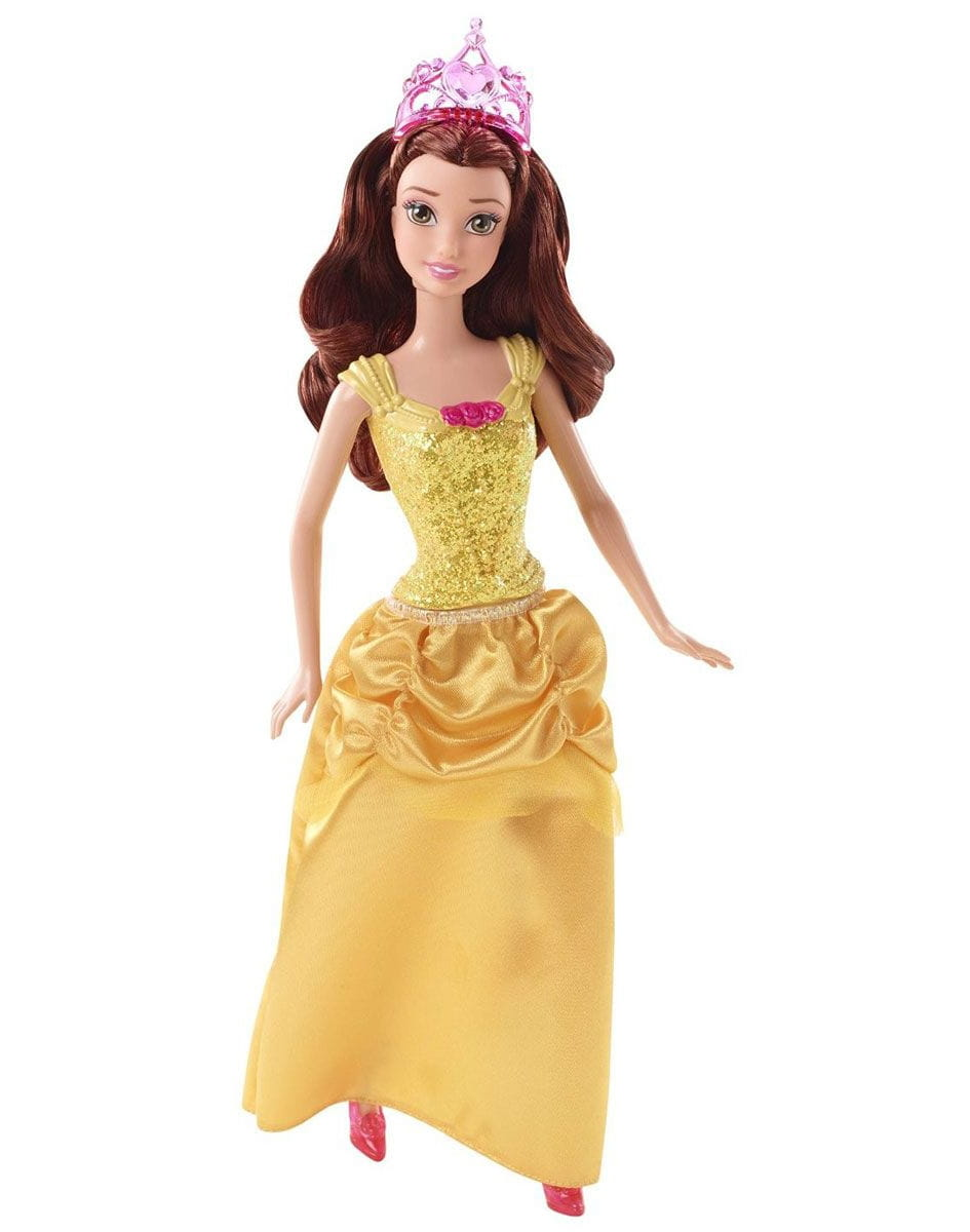 Кукла Disney Princess Принцесса Белль (Mattel)