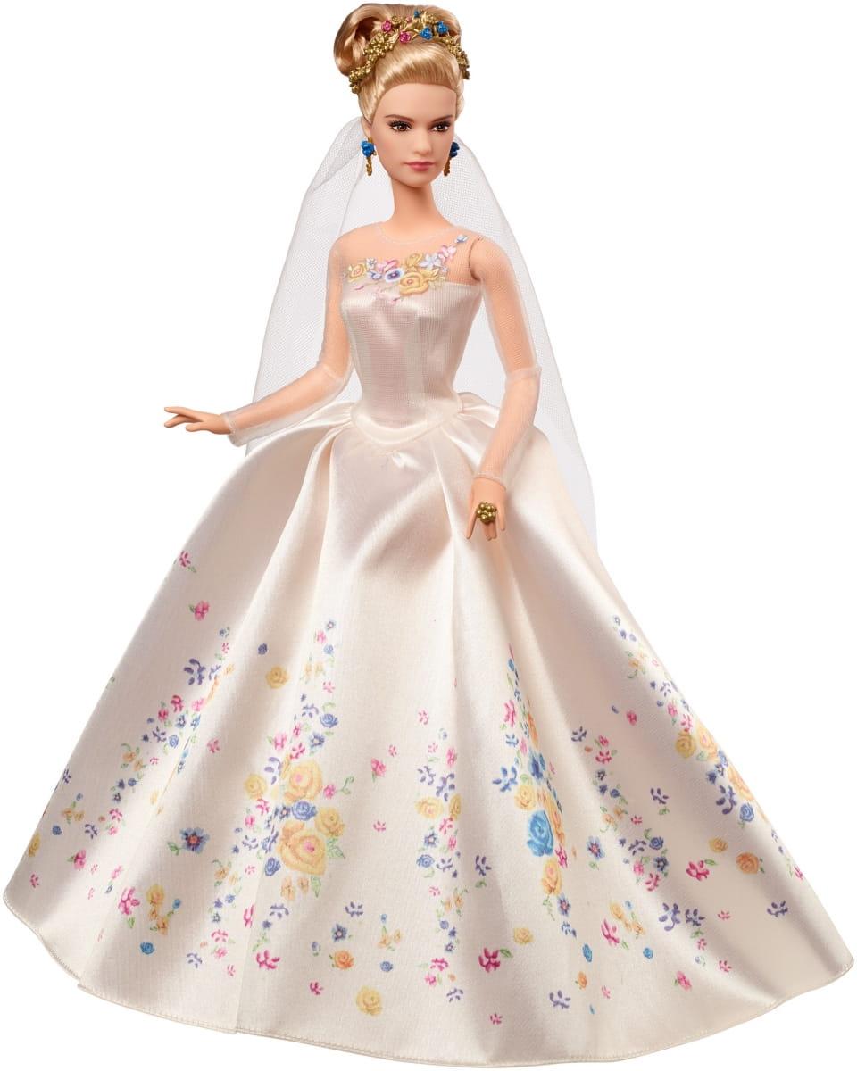 Кукла Disney Princess CGT55 Принцесса Золушка в свадебном платье (Mattel)