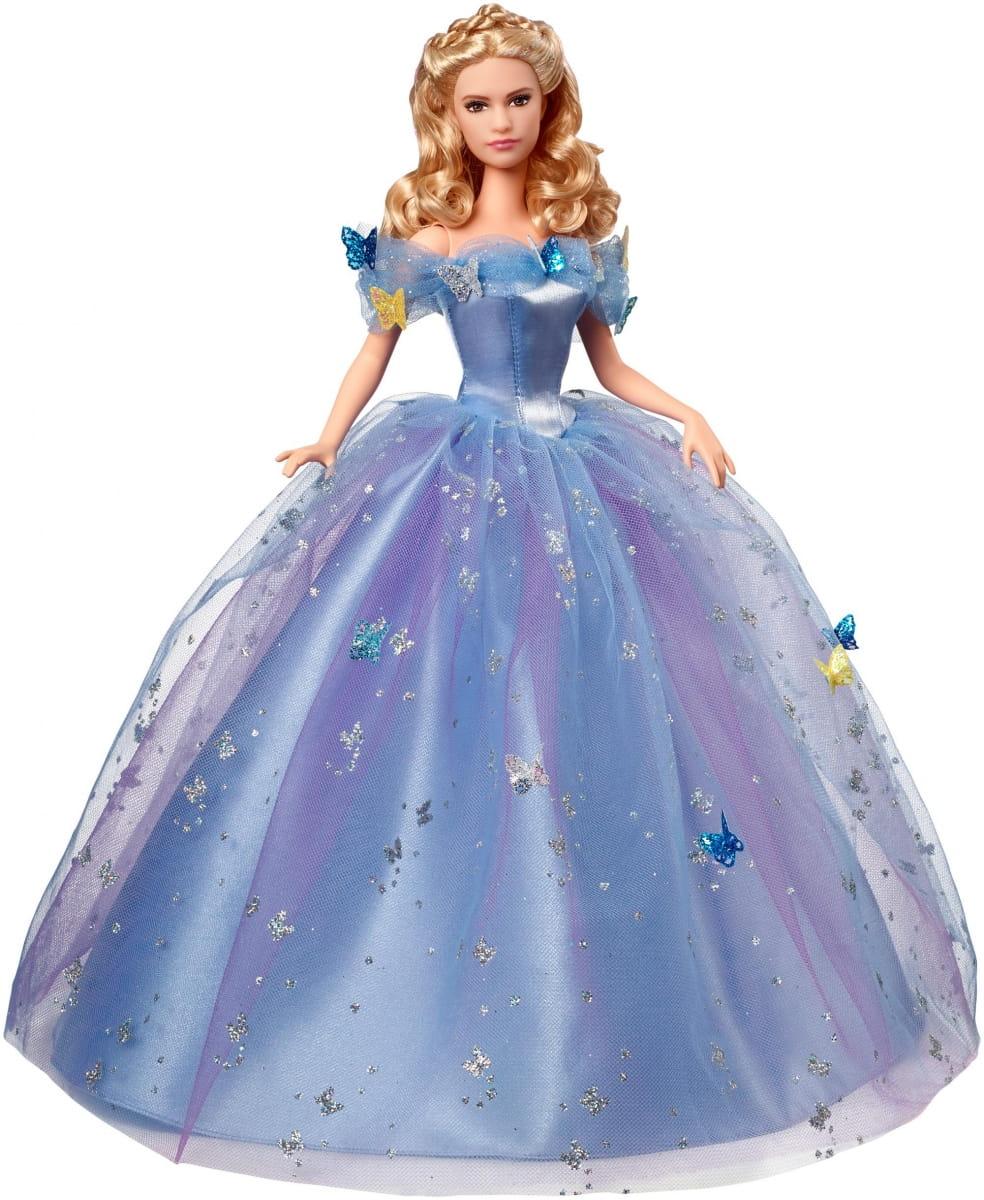 Кукла Disney Princess CGT56 Принцесса Золушка в бальном платье (Mattel)