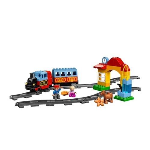 Купить Конструктор Lego Duplo Лего Дупло Мой первый поезд в интернет магазине игрушек и детских товаров
