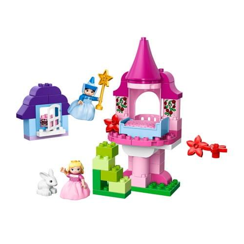 Купить Конструктор Lego Duplo Лего Дупло Сказка о спящей красавице в интернет магазине игрушек и детских товаров