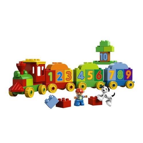 Купить Конструктор Lego Duplo Лего Дупло Считай и играй в интернет магазине игрушек и детских товаров