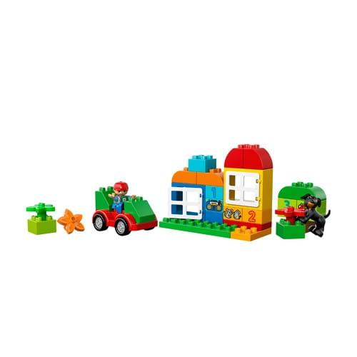 Купить Конструктор Lego Duplo Лего Дупло Механик в интернет магазине игрушек и детских товаров