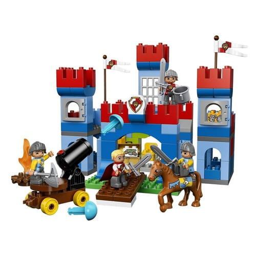 Купить Конструктор Lego Duplo Лего Дупло Королевская крепость в интернет магазине игрушек и детских товаров