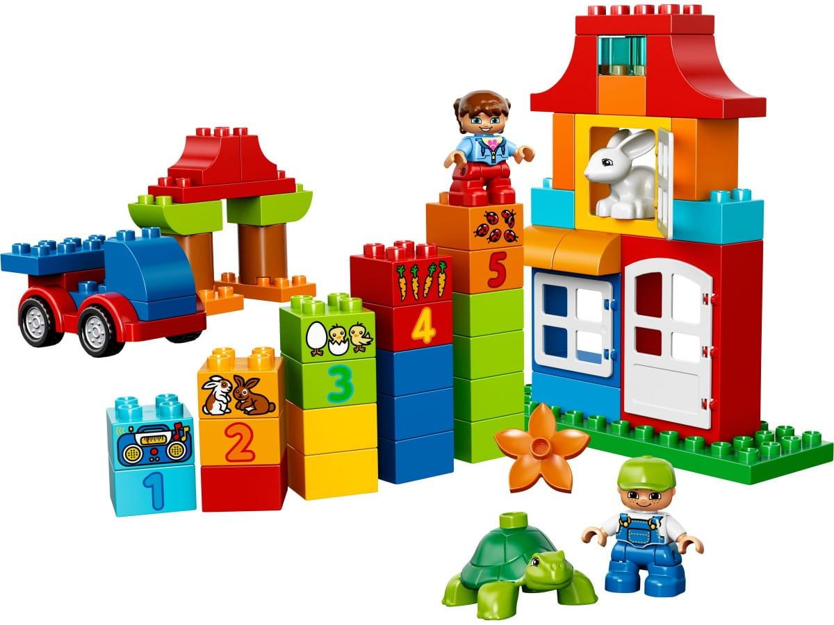 Конструктор Lego 10580 Duplo Лего Дупло Набор для веселой игры