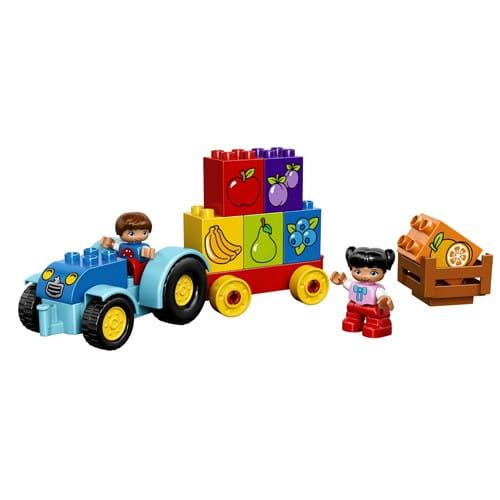 Купить Конструктор Lego Duplo Лего Дупло Мой первый трактор в интернет магазине игрушек и детских товаров