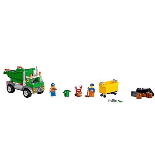 Конструктор Lego Juniors Лего Джуниорс Мусоровоз