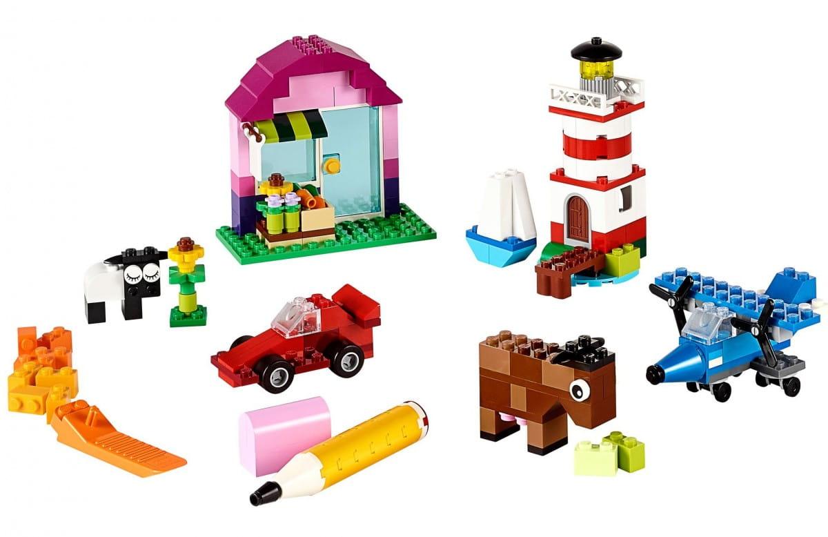 Купить Конструктор Lego Classic Лего Классик Набор для творчества в интернет магазине игрушек и детских товаров