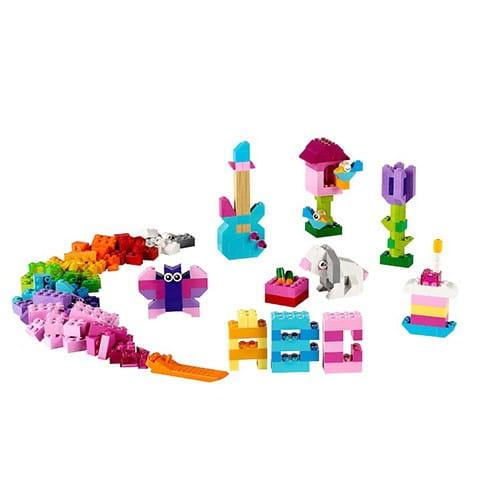Купить Конструктор Lego Classic Лего Классик Дополнение к набору для творчества – Пастельные цвета в интернет магазине игрушек и детских товаров