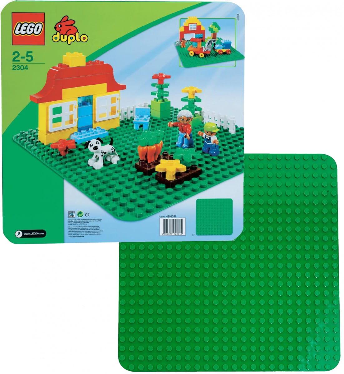 Строительная пластина Lego 2304 Duplo Лего Дупло