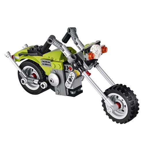 Купить Конструктор Lego Creator Лего Криэйтор Крузер 3 в 1 в интернет магазине игрушек и детских товаров