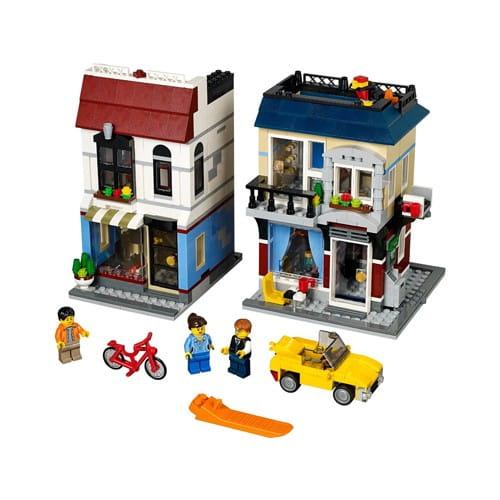 Купить Конструктор Lego Creator Лего Криэйтор Городская улица в интернет магазине игрушек и детских товаров