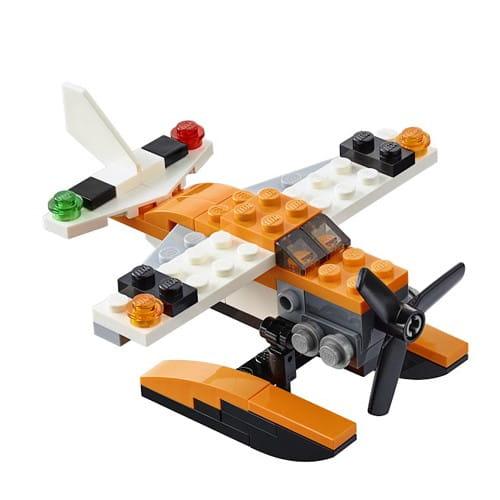 Конструктор Lego Creator Лего Криэйтор Гидроплан